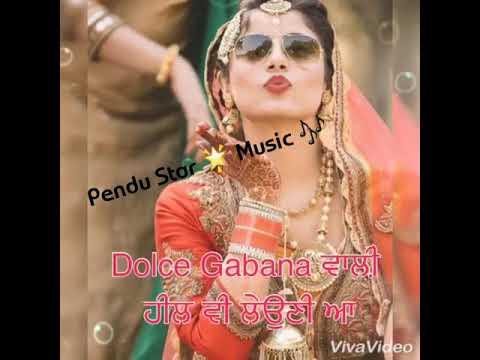 Nosepin - New Punjabi whatsapp Lyrics status by Aarkesh Dhot