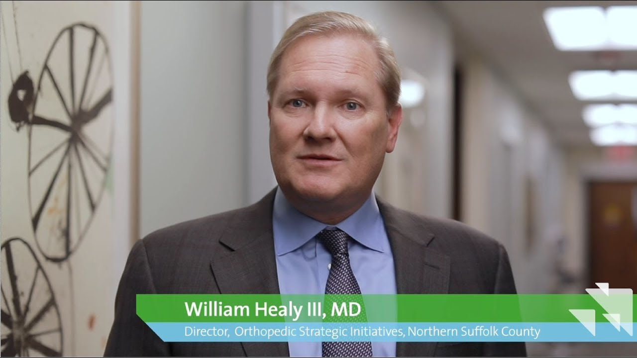 William Aloysius Healy, MD | Northwell Health