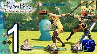 Atelier Ryza: Ever Darkness & the Secret Hideout PC 4K Walkthrough - Part 1