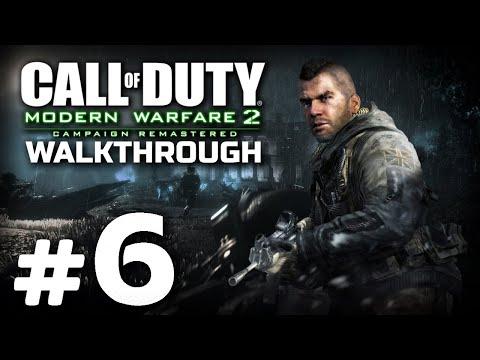 Прохождение Call Of Duty: MW2 Remastered — Часть #6: ВТОРОЕ СОЛНЦЕ / ВИСКИ-ХОУТЕЛ