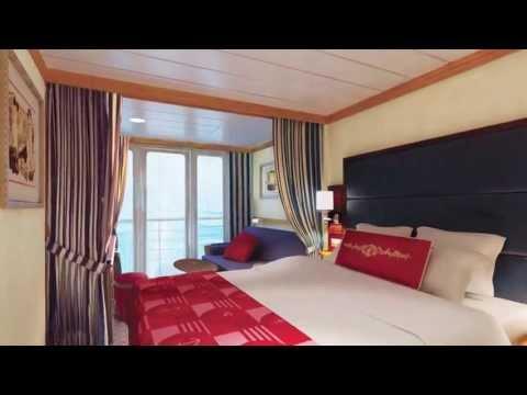 Re-imagineering the Disney Magic: Staterooms   Disney Cruise Line   Disney Parks