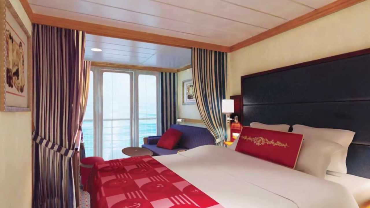 Re Imagineering The Disney Magic Staterooms Disney