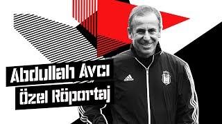 Abdullah Avcı'dan Beşiktaş YouTube Kanalına Özel Açıklamalar | Beşiktaş JK