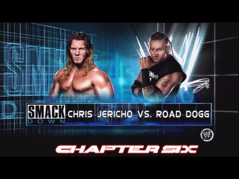 WWE'13: Attitude Era Mode - Off Script Ep.6: Chris Jericho Vs Road Dogg