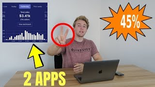 The 2 BEST Shopify Apps In The End Of 2018 (45% Sales Increase)