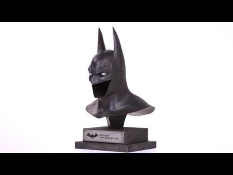 Batman Arkham Asylum Batman Cowl