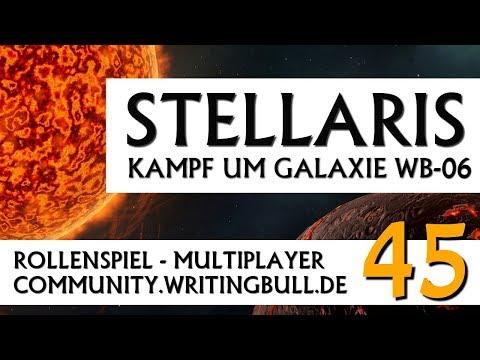Stellaris: Kampf um Galaxie WB-06 | MP-Event (45) [deutsch]