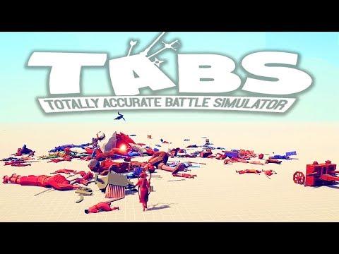 САМАЯ ЧЕСТНАЯ БИТВА ► Totally Accurate Battle Simulator #28
