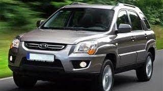 Подержанные Авто Kia Sportage Second generation (2004--2010)
