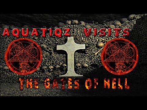 Aquatiqz Visits The Gates OF Hell!! (Paris Catacombs)