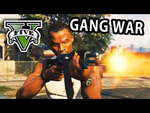 GTA V - CJ takes back Grove Street
