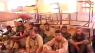ثوار كاباو | قبض على كتائب ومرتزقة القذافي