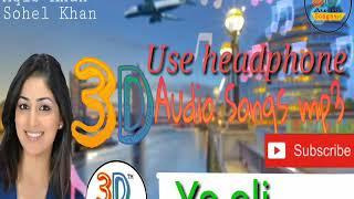 #3D Audio  song mp3 , ya ali ya ali mp3 song audio 1125513