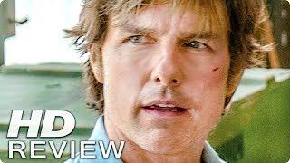 BARRY SEAL Kritik Review (2017)