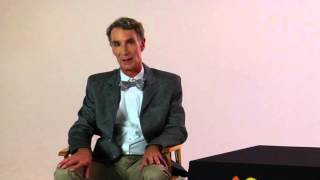 Bill Nye the Science Guy Failed Science Demonstration