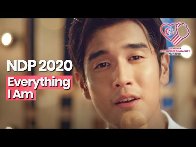 NDP 2020 Theme Song - Everything I Am [Official Music Video]