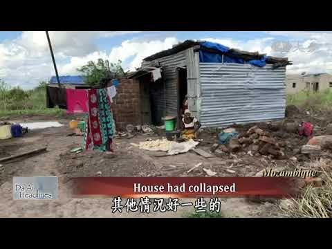 Assessing Idai Damages In Tica Village, Mozambique-Tzu Chi International Relief (20190420)