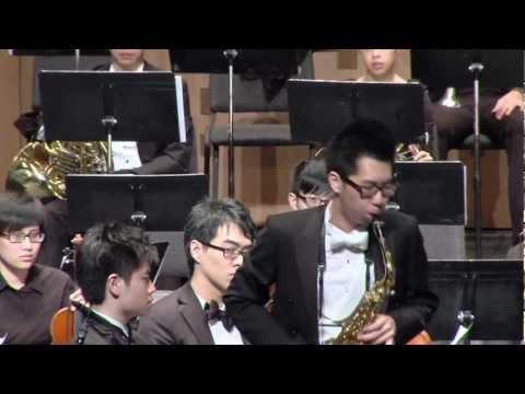 Jacques Ibert - Concertino da Camera for Alto Saxophone and Orchestra