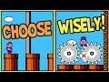 CHOOSE WISELY! | Mario Multiverse Beta Levels | BTG