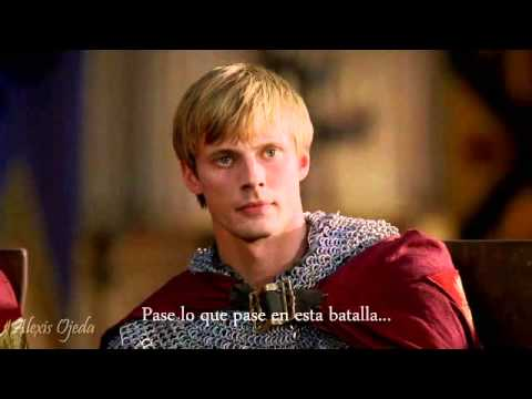 The King's Legacy - Merlin Fanfic Trailer by trisazeelee