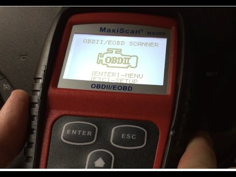 Review on MaxiScan OBD2 Scanner Automotive Scan Tool GREAT DEAL for $32 77