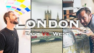 London England Travel Tips | East Vs West City Guide