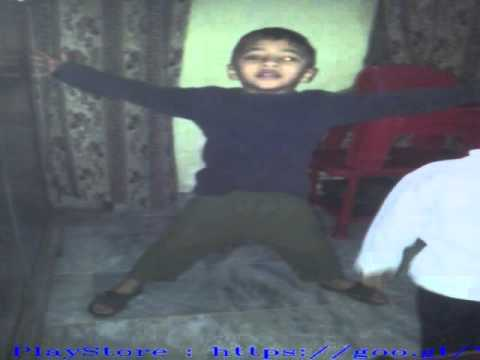 Funny acting of nouman butt by mozi butt