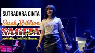 Sarah Brillian - Sutradara Cinta - Sagita Music - New Exito Cafe Yogyakarta
