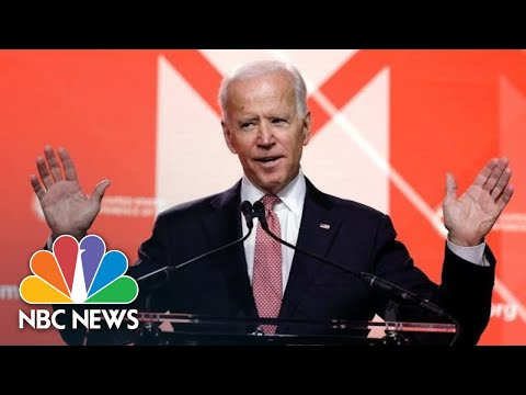 Joe Biden On Liking Republicans: 'Bless Me Father For I Have Sinned' | NBC News