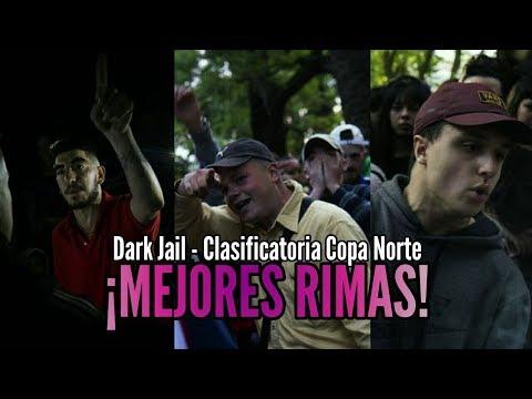 Las MEJORES RIMAS De La DARK JAIL CLASIFICATORIA COPA NORTE