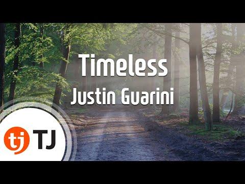 [TJ노래방] Timeless(Feat.Kelly Clarkson) - Justin Guarini  / TJ Karaoke