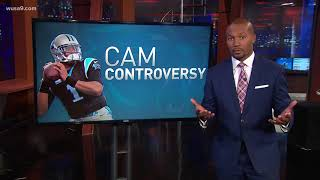 Cam Newton loses sponsorship after sexist comment