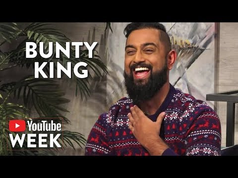 Bunty King LIVE: Satire, Multiculturalism, and his Twitter Ban (YouTube Week)