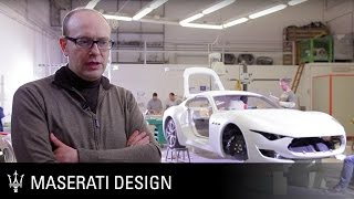 Maserati Alfieri Concept Car - The Design Process