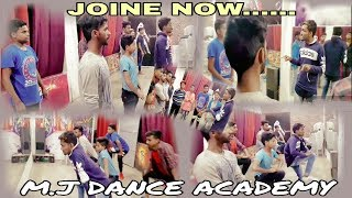 M.j institute of dancing-JOINE NOW [Director&choreographer-ashish yadav]