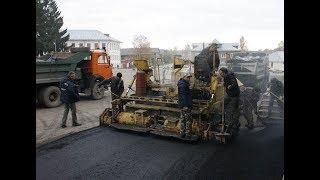 Ведутся дорожные работы (Солигалич)(, 2017-10-14T17:08:41.000Z)