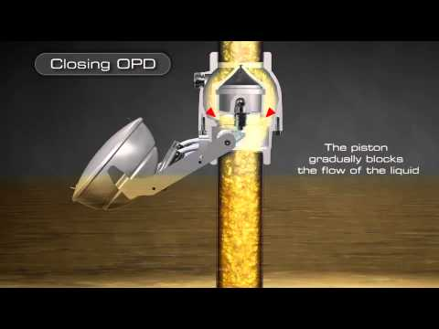 Self Climat Overfill Prevention Device 3d Animation Youtube