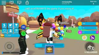 YUM! Burger Simulator - Roblox