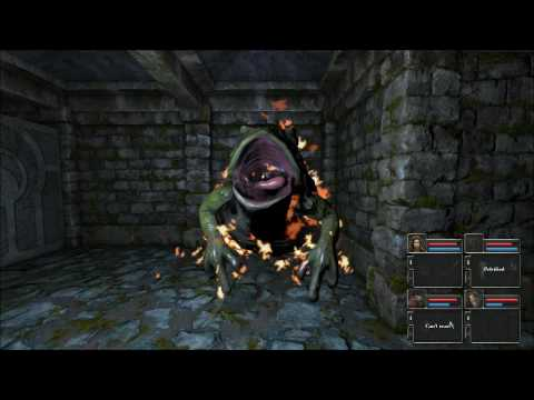 catacomb Demo  : BLEAK ISLAND