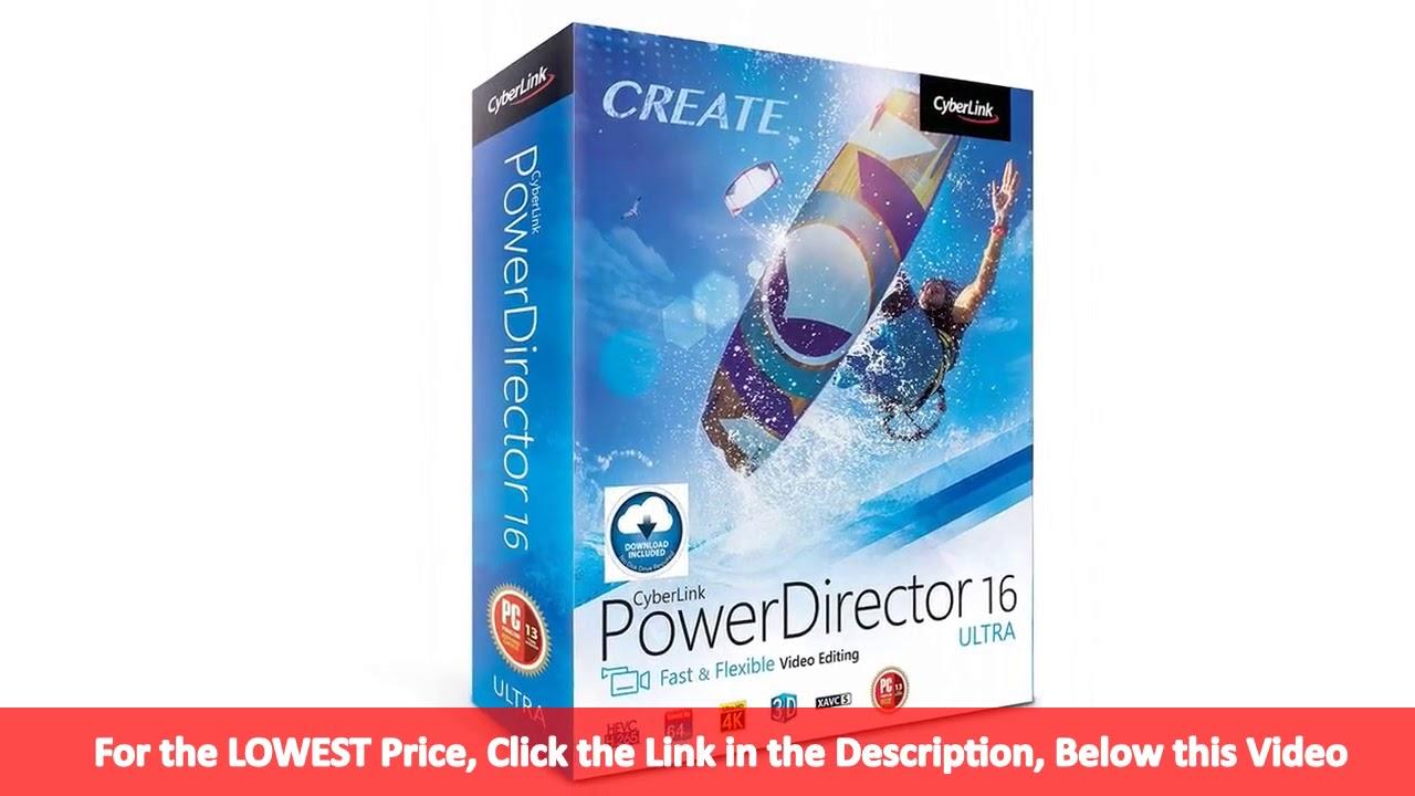 CyberLink PowerDirector 16 Ultra and PhotoDirector 9 Ultra