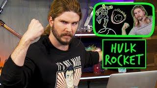 Hulk Rocket | Because Science Footnotes