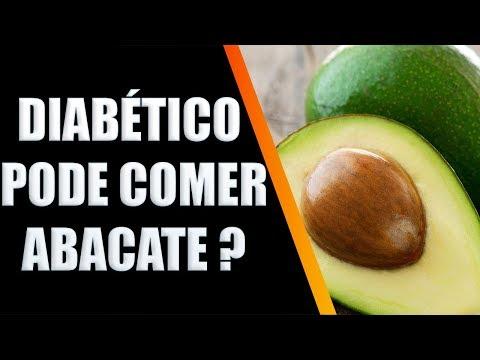 ❤ Abacate e Diabetes  - Diabético Pode Comer Abacate?