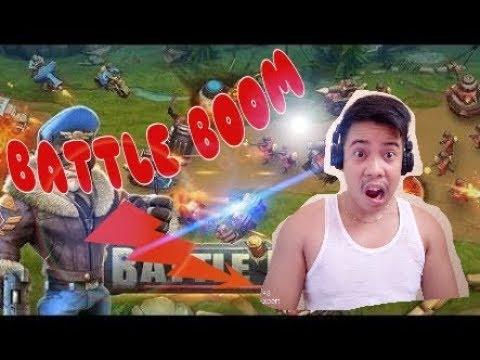 BATTLE BOOM | ADDICTIVE GAME (GAME PLAY TAGALOG)