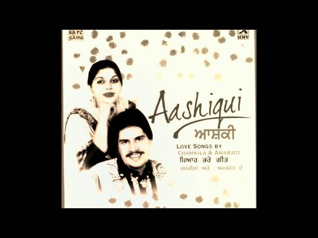 Amar Singh Chamkila & Amarjot - Hun Nahi Nibhani