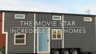 "Incredible Tiny Homes: ""the Movie Star"" Custom Tiny Home Tour"
