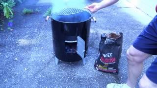 Man Cave Recipes- Smoked Chicken & Ribs