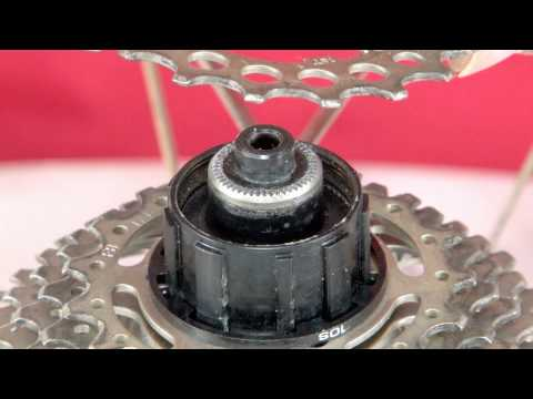 Cassette Gear Removal and Installation