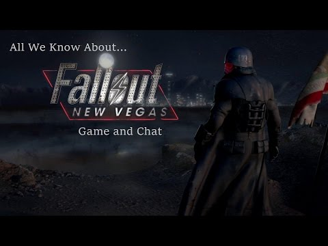 Fallout NV: Game and Chat