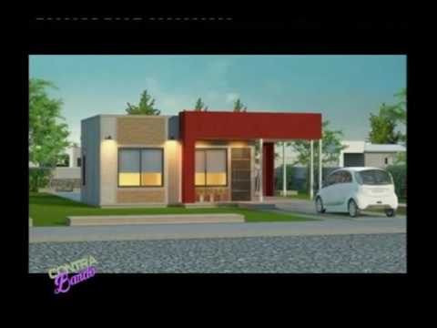 planos de casas viviendas roca