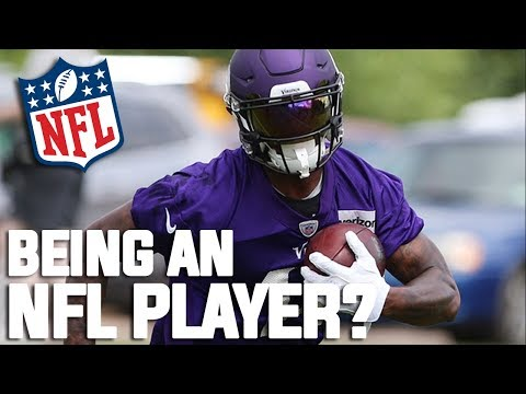 What's it Like Playing in The NFL?! (VIKINGS)
